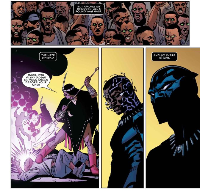 Comic Convo: Ta-Nehisi Coates & Black Panther