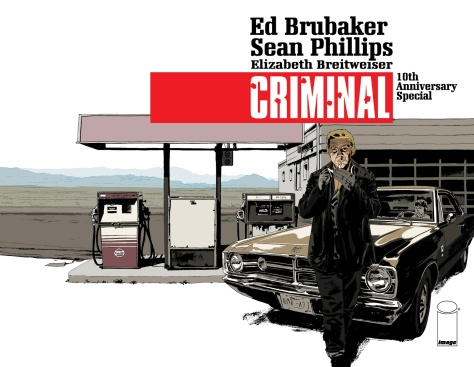 Criminal 10th Anniversary Special Edition Cover Sean Phillips