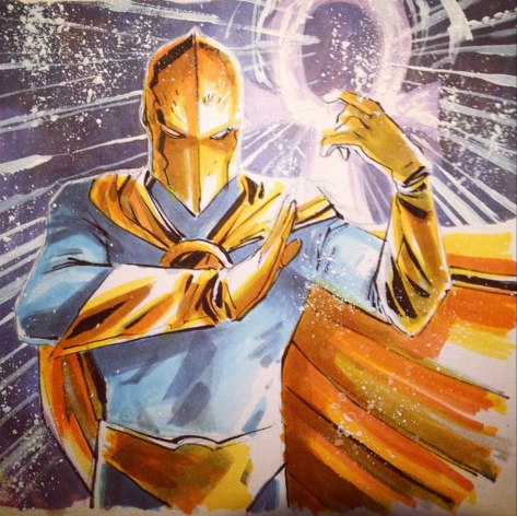 Dr. Fate Mike Henderson