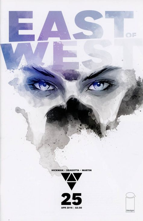 East of West 25 Jonathan Hickman