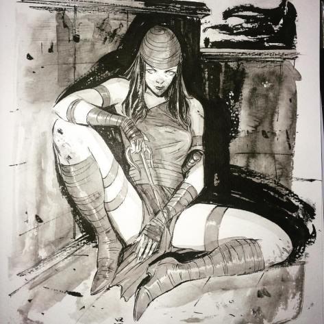 Elektra Vanesa R Del Rey