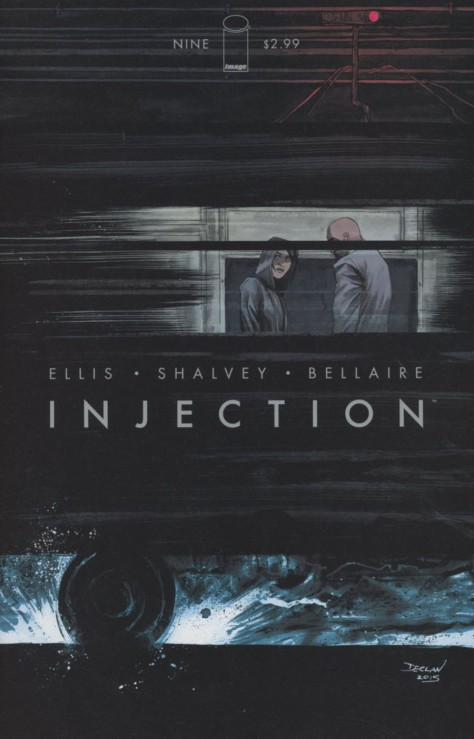 Injection 9 Declan Shalvey