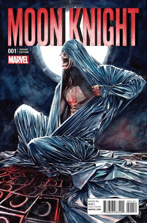 Moon Knight 1 Marco Rudy
