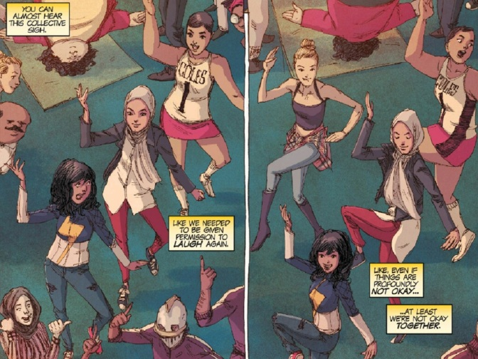 A New Generation of Heroines