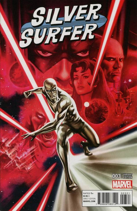 Silver Surfer 3 Steve Epting