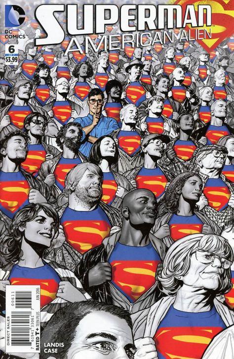 Superman American Alien 6 Ryan Sook