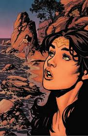 Wonder Woman Earth One shore Yanick Paquette