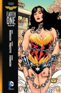 Wonder Woman Earth One Yanick Parquette