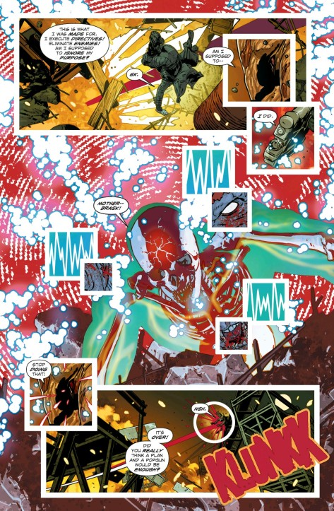 From Midnighter #12 by ACO & Romulo Fajardo Jr