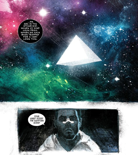 From Moon Knight #2 by Greg Smallwood & Jordie Bellaire