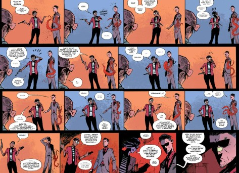 From The Weavers #1 by Dylan Burnett & Triona Farell