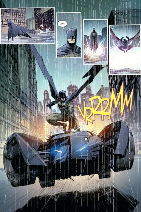From Batman #52 by Riley Rossmo, Brian Level & Jordan Boyd