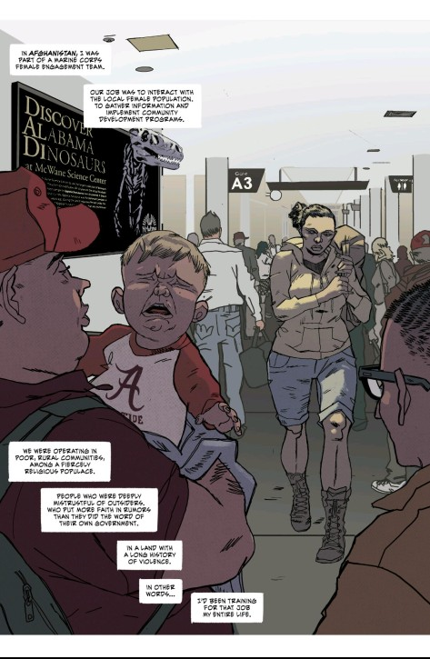From Southern Bastards #14 by Jason Latour