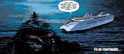 From Mighty Morphin Power Rangers #3 by Henry Prasetya