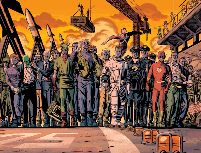 A Man Of His Time: The Brief And Wonderous Life Of Darwyn Cooke