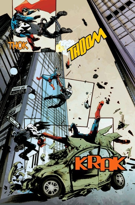 From Superman: American Alien #6 by Jock & Lee Loughridge