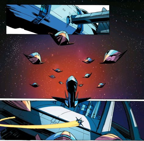From Joyride #2 by Marcus To & Irma Knivila