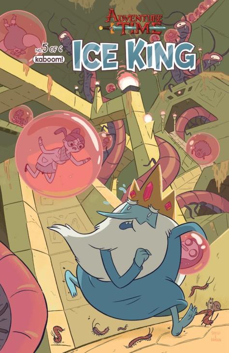 Adventure Time Ice King 5 Shelli Paroline & Braden Lamb