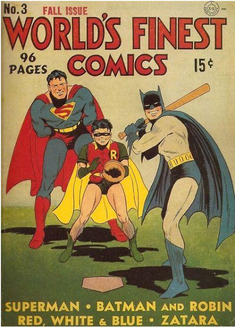 Batman Pitch