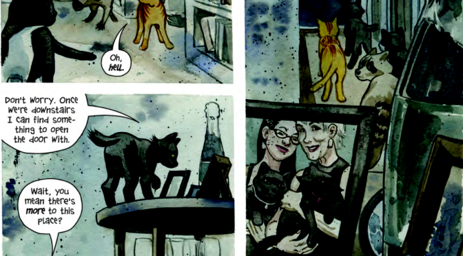 This Week's Finest: Beasts of Burden: What the Cat Dragged In