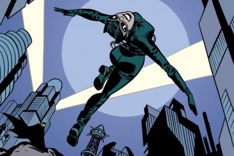 Catwoman 1 Darwyn Cooke