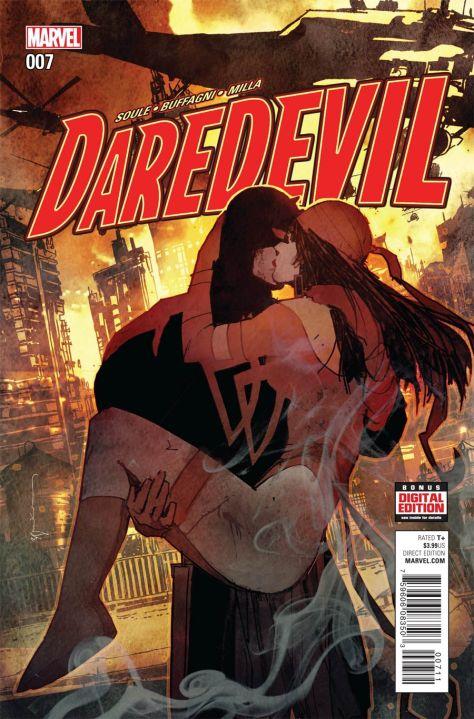Daredevil 7 Bill Sienkiewicz