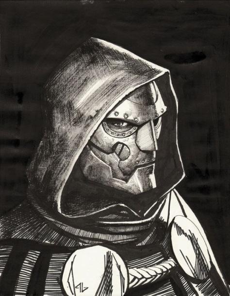 Dr. Doom Adi Granov
