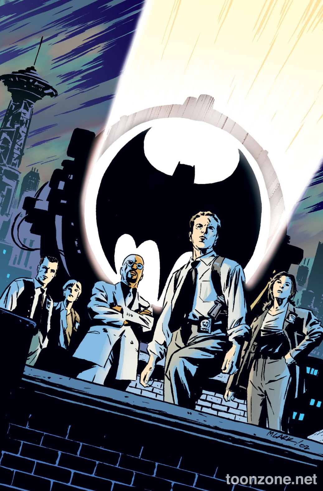 GothamCentralfeatured