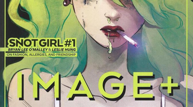 Ten Things I Learned from Reading the First Issue of 'Image+'