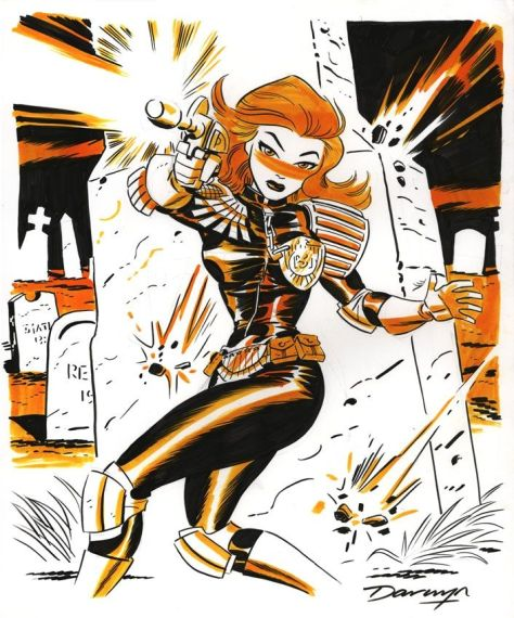 Judge Anderson Darwyn Cooke