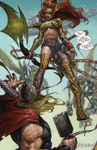 Original Sin Thor and Loki 2 Simone Bianchi