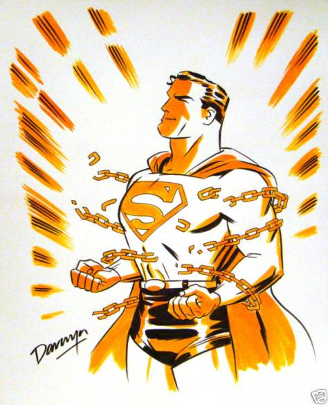 Superman Darwyn Cooke