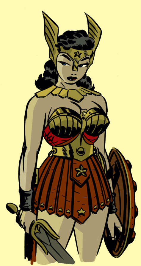 Wonder Woman Darwyn Cooke