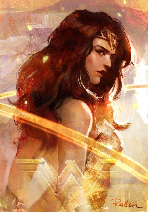 Wonder Woman Kowan Allen