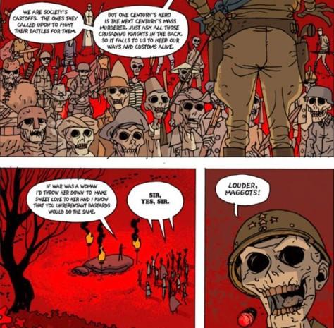 Fro m Weird War Tales #1