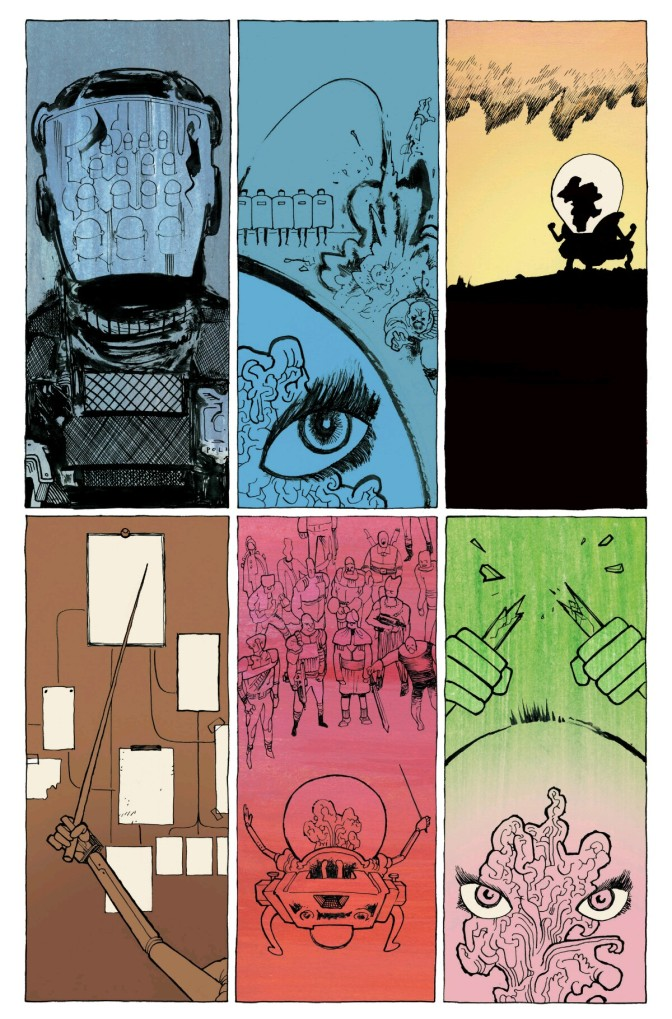This Week's Finest: Copra Versus #1