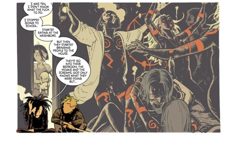 From Deadly Class #21 by Wes Craig & Jordan Boyd