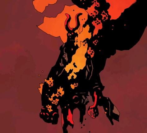From Hellboy In Hell #10 by Mike Mignola & Dave Stewart