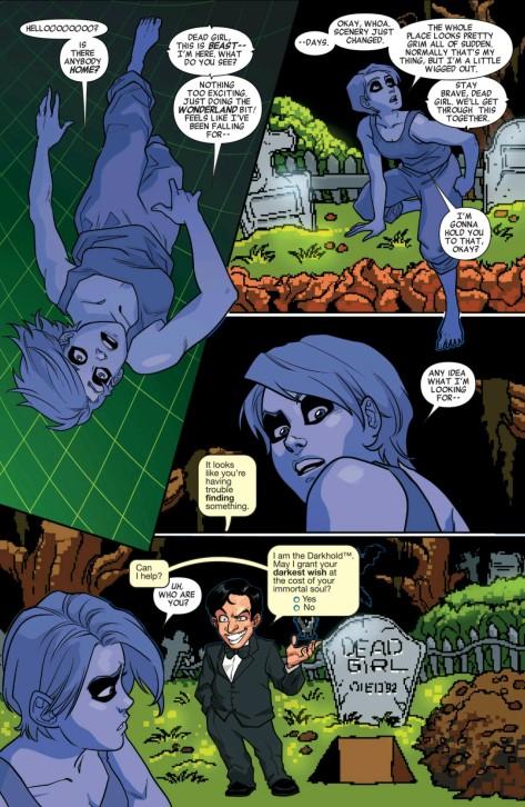 From X-Men 92 #4 by Alti Firmansyah & Matt Milla