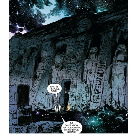 From Moon Knight #3 by Greg Smallwood & Jordie Bellaire