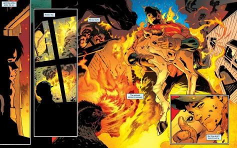 From Superman #1 by Patrick Gleason, Mick Grey & John Kalisz