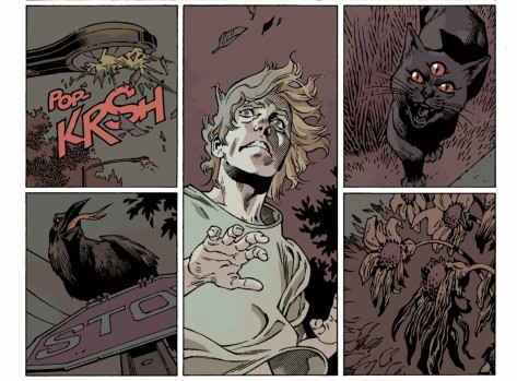 From Tales From The Darkside #1 by Gabriel Rodriguez & Ryan Hil