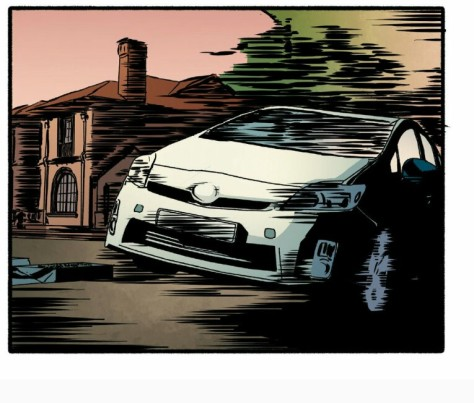 From James Bond #7 by