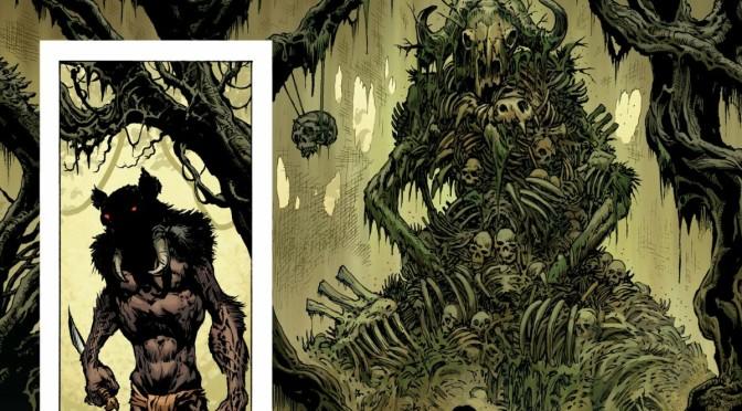 Comic Convo: DC Rebirth Week Four