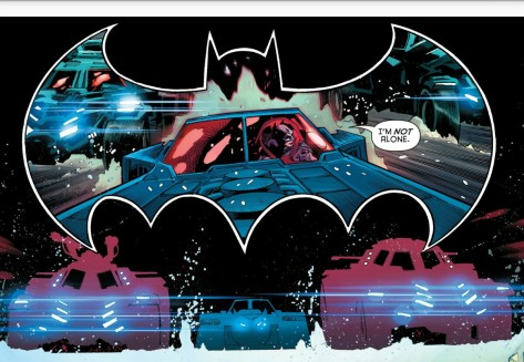 From Detective Comics by Eddy Barrows
