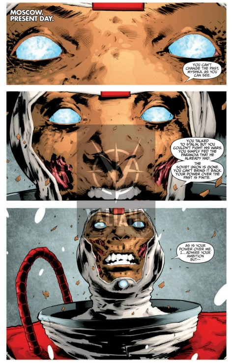 From Divinity II #3 by Trevor Harisine