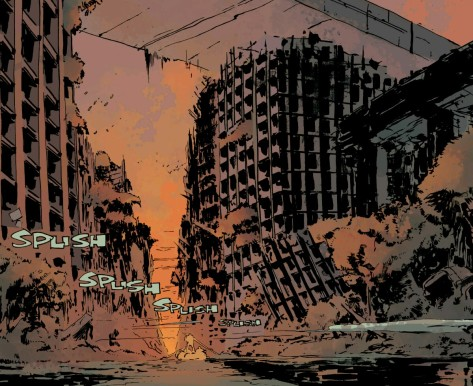 From Judge Dredd #7 by Dan McCaid & Ryan Hill