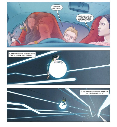 From Jupiters Legacy Volume 2 #1 by Frank Quitely, Peter Doherty, Sunny Gho & Rob Miller