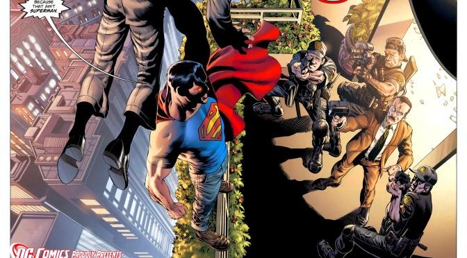 Man of Action; Grant Morrison's Action Comics Run