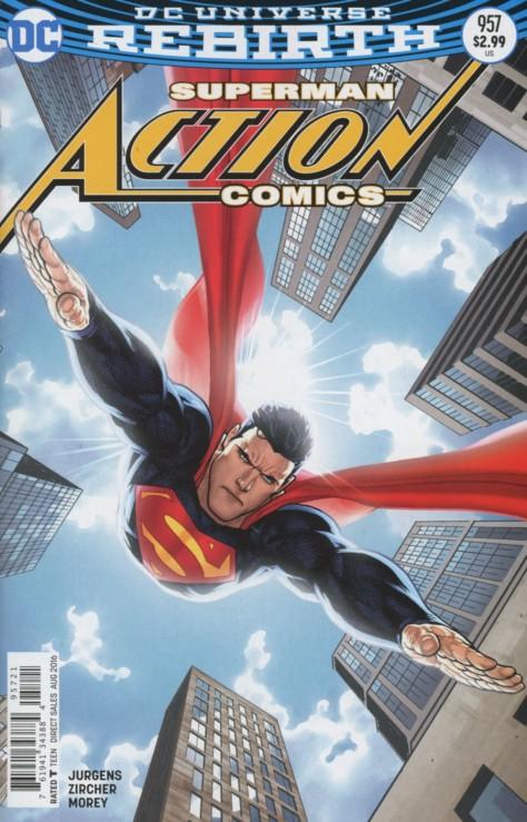 Action Comics 957 Ryan Sook